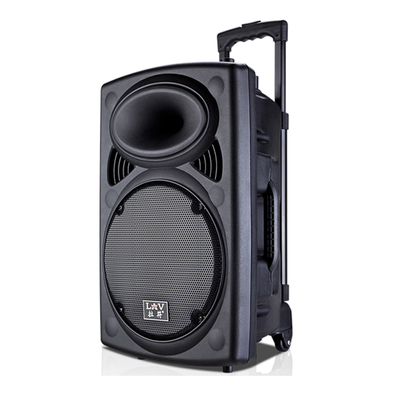 Trolley speaker 15 inch woofer PA-150EQ
